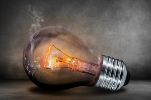 マイニングによって増大する電力消費
